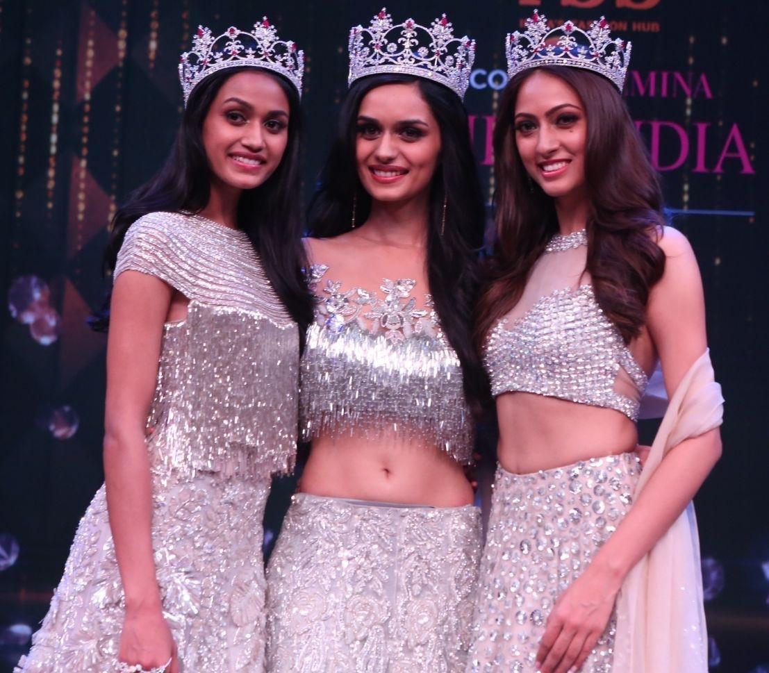 Nhan sắc quyến rũ hút hồn của mỹ nhân Ấn Độ vừa đăng quang Hoa hậu Thế giới 2017 8