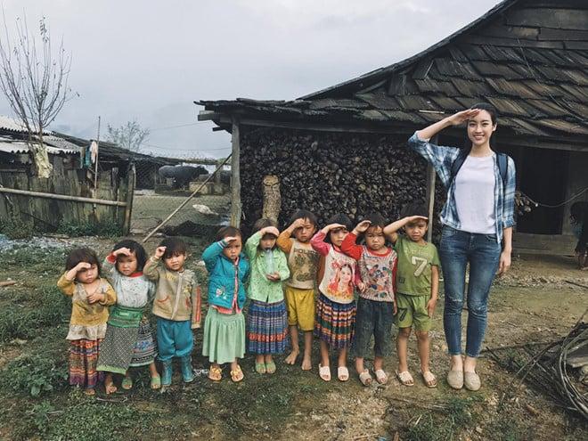 Hoa hậu Mỹ Linh lọt top 5