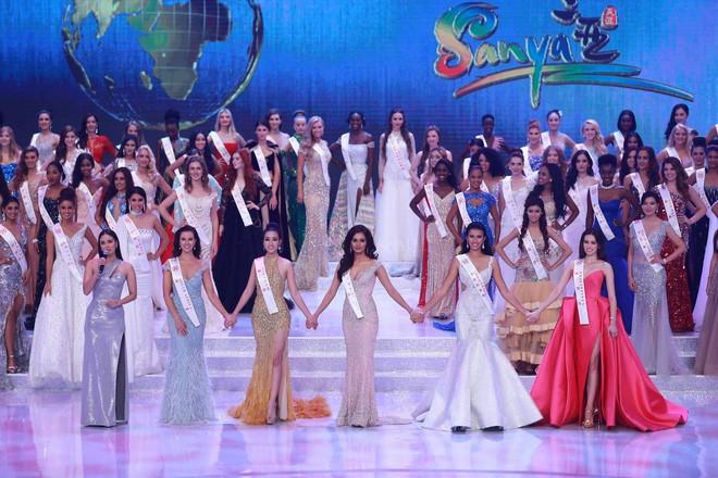 Miss World 2017: Đỗ Mỹ Linh làm nên lịch sử, thắng giải Hoa hậu nhân ái 1