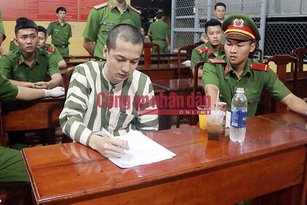 Phút cuối của tử tù Nguyễn Hải Dương trước giờ thi hành án 1