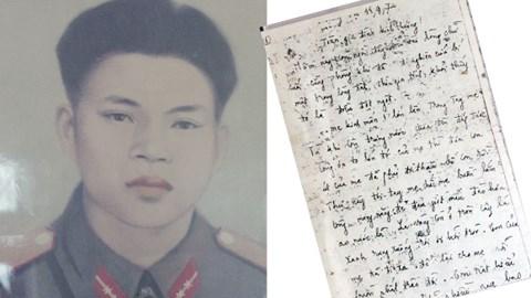 Bức thư kỳ lạ của một liệt sỹ khi biết trước ngày mình hy sinh 1