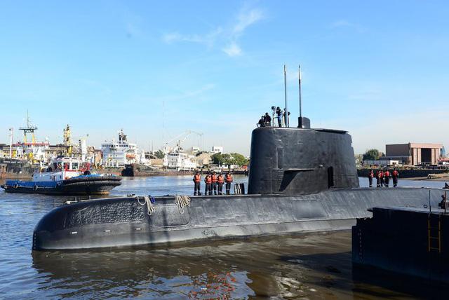 Vụ 44 thủy thủ mất tích cùng tàu ngầm: Cơ hội sống chỉ còn tính bằng giờ 1