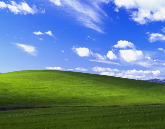 Sự thực bất ngờ về những hình nền Windows kinh điển không phải ai cũng biết - Ảnh 1.