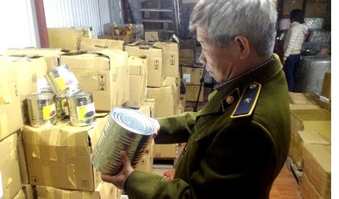 Hình ảnh Hệ thống trà sữa Tocotoco lớn nhất Hà Nội được làm từ nguyên liệu không rõ nguồn gốc số 1