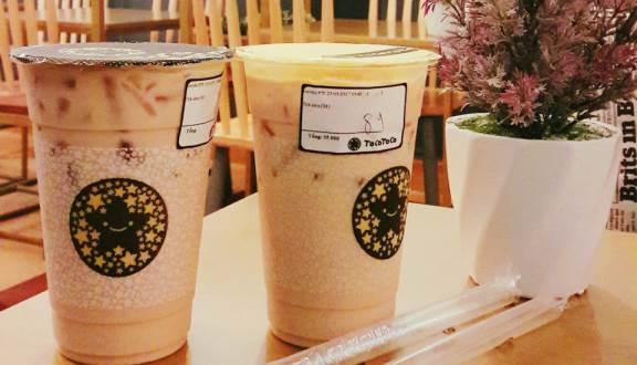 Hình ảnh Hệ thống trà sữa Tocotoco lớn nhất Hà Nội được làm từ nguyên liệu không rõ nguồn gốc số 2