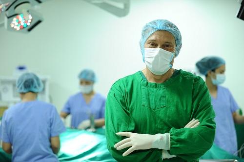 Lần đầu tiên có bệnh viện thẩm mỹ tiêu chuẩn