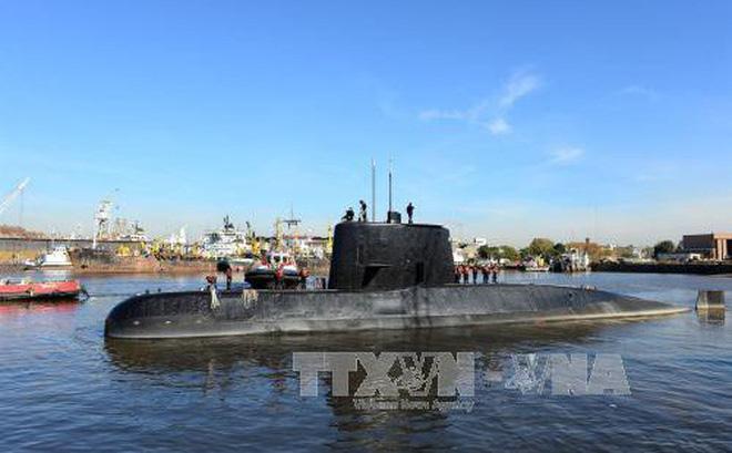 Argentina ngừng cứu hộ tàu ngầm mất tích sau khi tuyên bố 44 thuỷ thủ hy sinh 1
