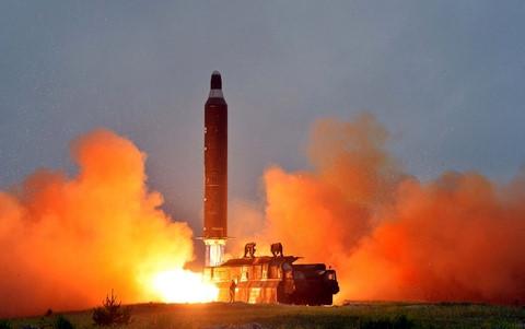 Hình ảnh Thảm kịch nước Mỹ nếu bị Triều Tiên tấn công hạt nhân số 1