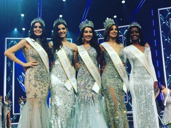 Hoa hậu Siêu quốc gia 2017: Đại diện Hàn Quốc giành vương miện, Khánh Phương dừng chân ở top 25 3