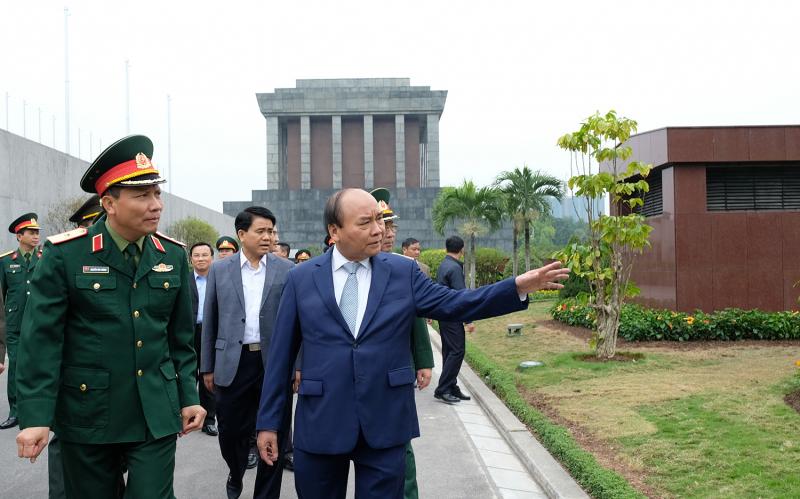 Lăng Chủ tịch Hồ Chí Minh sẽ mở cửa trở lại từ ngày 5/12 1