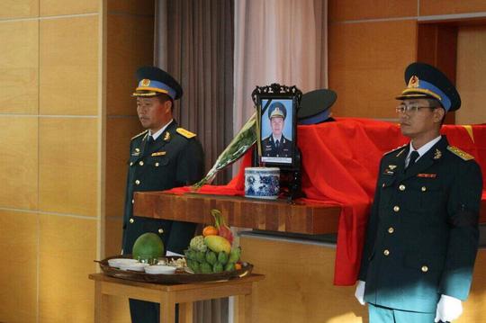 Thăng quân hàm Thiếu tá, đề nghị phong liệt sĩ cho phi công Nguyễn Thành Trung 2