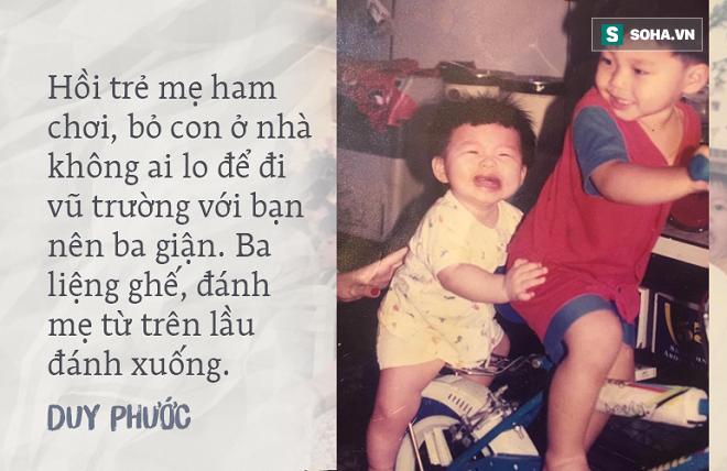 Con trai Lê Giang: Mẹ ham chơi, bỏ con ở nhà đi vũ trường bị ba đánh từ trên lầu đánh xuống 2