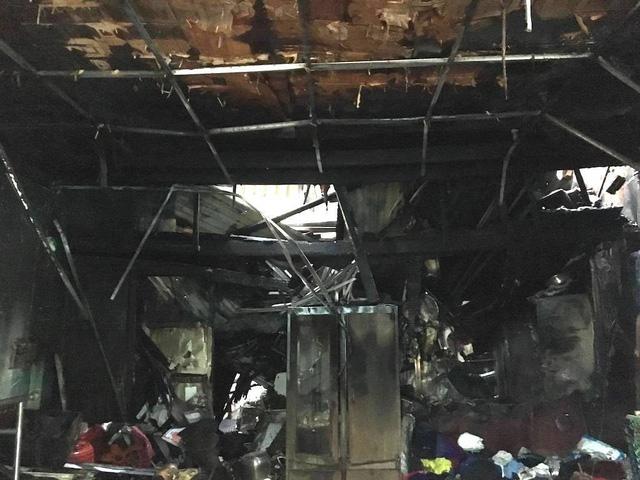 Ba mẹ con tử vong trong căn nhà cháy trụi ở Sài Gòn 1