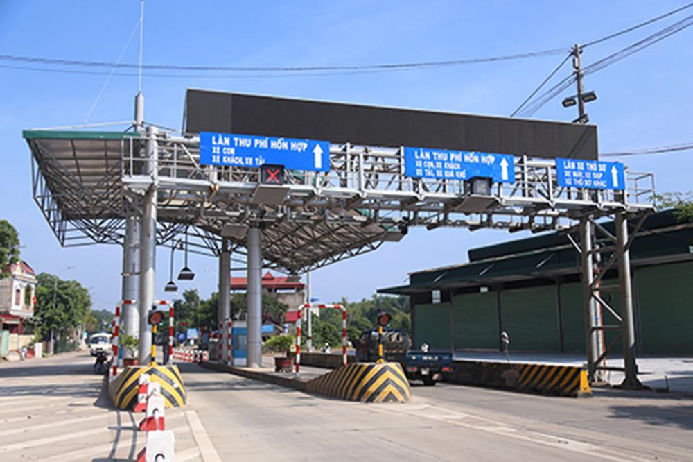 Lo sợ bất cập, Thái Nguyên đề nghị dỡ bỏ trạm thu phí BOT Bờ Đậu 1
