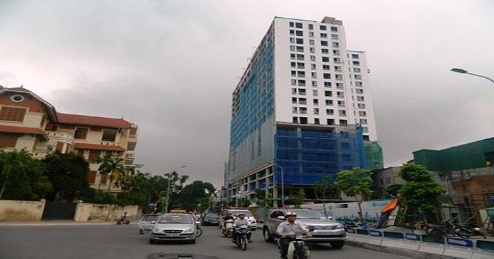 Hàng loạt cán bộ Thanh tra xây dựng Hà Nội bị buộc thôi việc 1