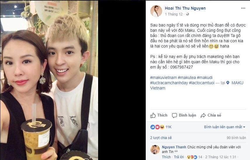 """Thu Hoài bất ngờ đăng đàn bóng gió nói Phạm Hương và fan """"ngông cuồng"""" 7"""