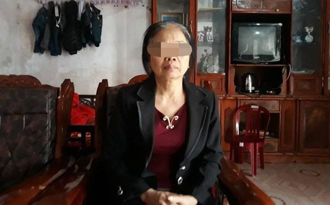 Mẹ già rụng rời khi đến nhận dạng thi thể con gái bị sát hại phi tang trong cống 1