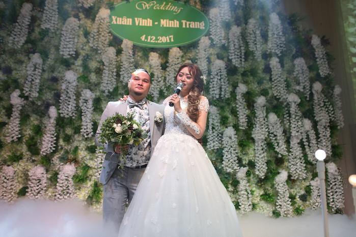 Dàn sao Việt nô nức dự lễ cưới của Vinh Râu và Lương Minh Trang 1