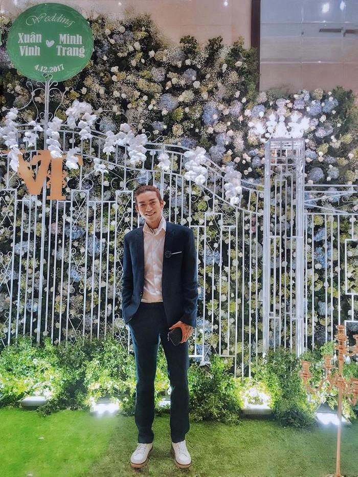 Dàn sao Việt nô nức dự lễ cưới của Vinh Râu và Lương Minh Trang 4