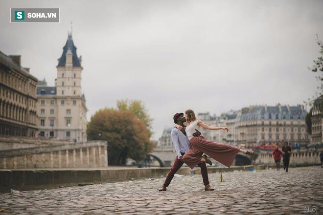 Nhiếp ảnh gia Việt Nam tới Paris, mất hơn một năm để thực hiện bộ ảnh ai xem cũng xúc động 4