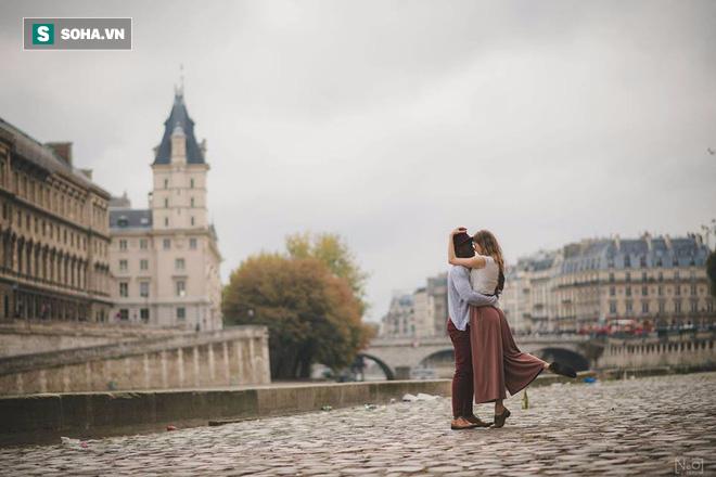 Nhiếp ảnh gia Việt Nam tới Paris, mất hơn một năm để thực hiện bộ ảnh ai xem cũng xúc động 10