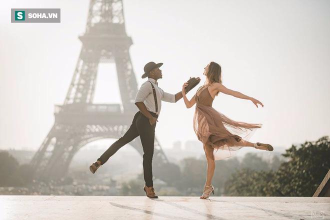 Nhiếp ảnh gia Việt Nam tới Paris, mất hơn một năm để thực hiện bộ ảnh ai xem cũng xúc động 13