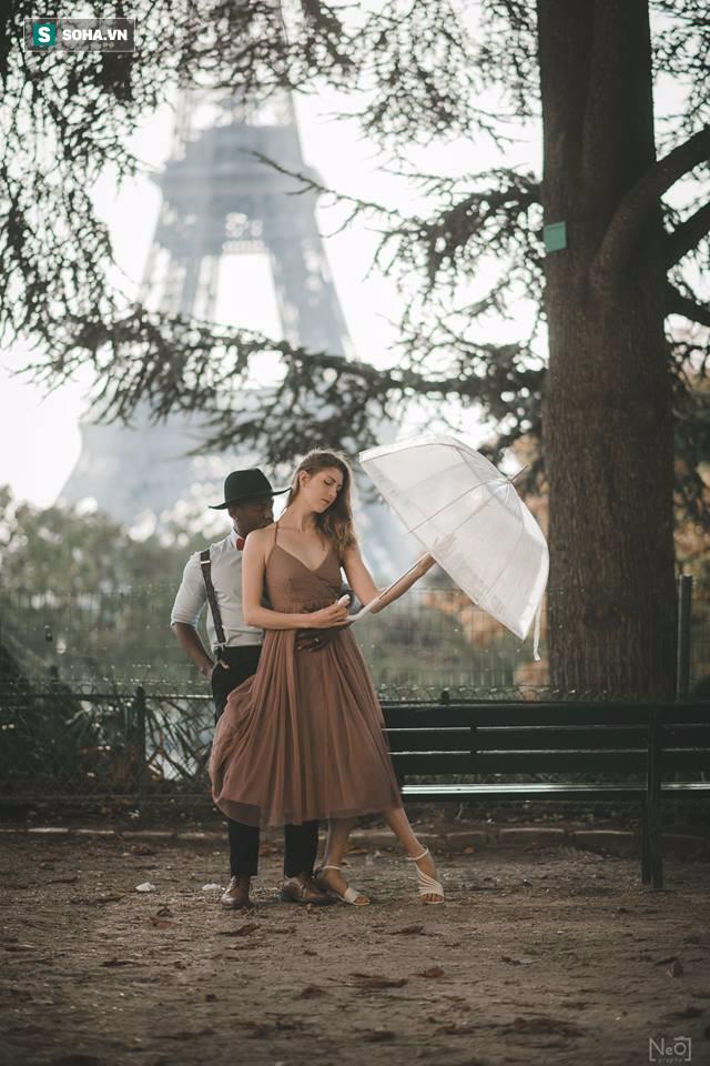 Nhiếp ảnh gia Việt Nam tới Paris, mất hơn một năm để thực hiện bộ ảnh ai xem cũng xúc động 20