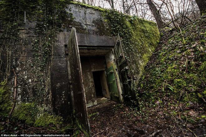 Thâm nhập hầm trú ẩn bí mật của Hitler sâu 30m dưới lòng đất: Đội thám hiểm bị ám ảnh 3