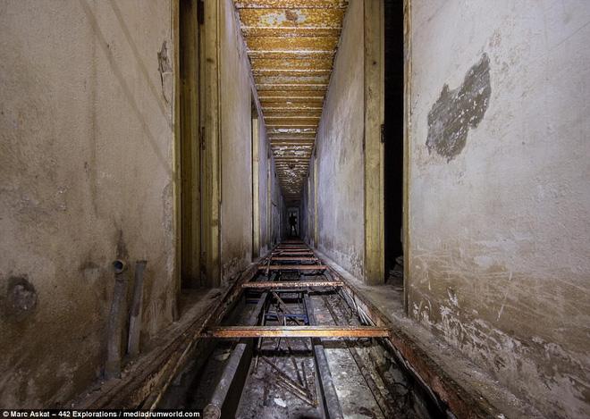 Thâm nhập hầm trú ẩn bí mật của Hitler sâu 30m dưới lòng đất: Đội thám hiểm bị ám ảnh 7
