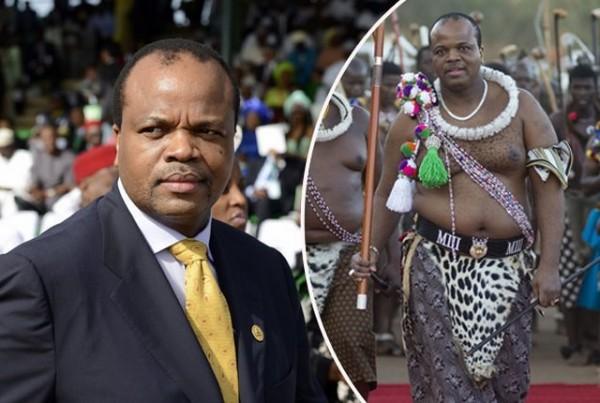 Nhà vua tỷ phú 49 tuổi vẫn tuyển vợ trinh nữ hàng năm dù đã có 15 người vợ 3