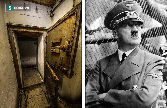 Thâm nhập hầm trú ẩn bí mật của Hitler sâu 30m dưới lòng đất: Đội thám hiểm bị ám ảnh 6