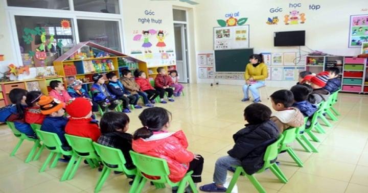 Hình ảnh Đề xuất miễn học phí cho trẻ mầm non dưới 5 tuổi hệ giáo dục công lập số 1