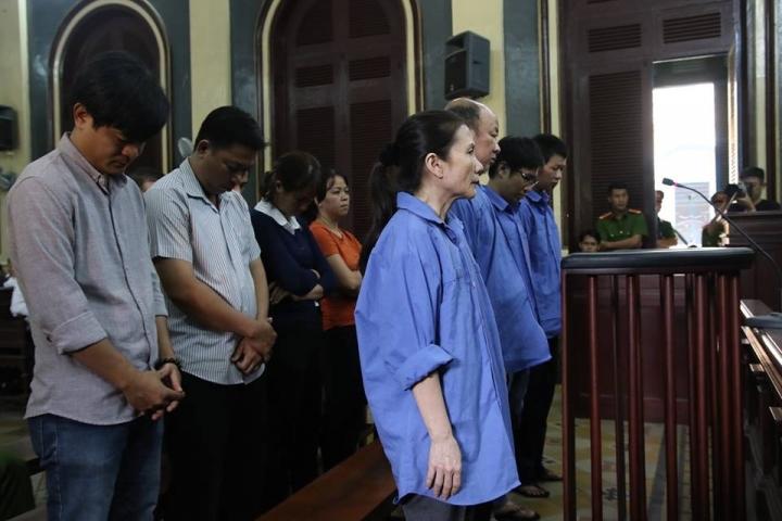 Nữ giám đốc ngân hàng tham ô 2.660 lượng vàng bị xét xử khung tử hình 1