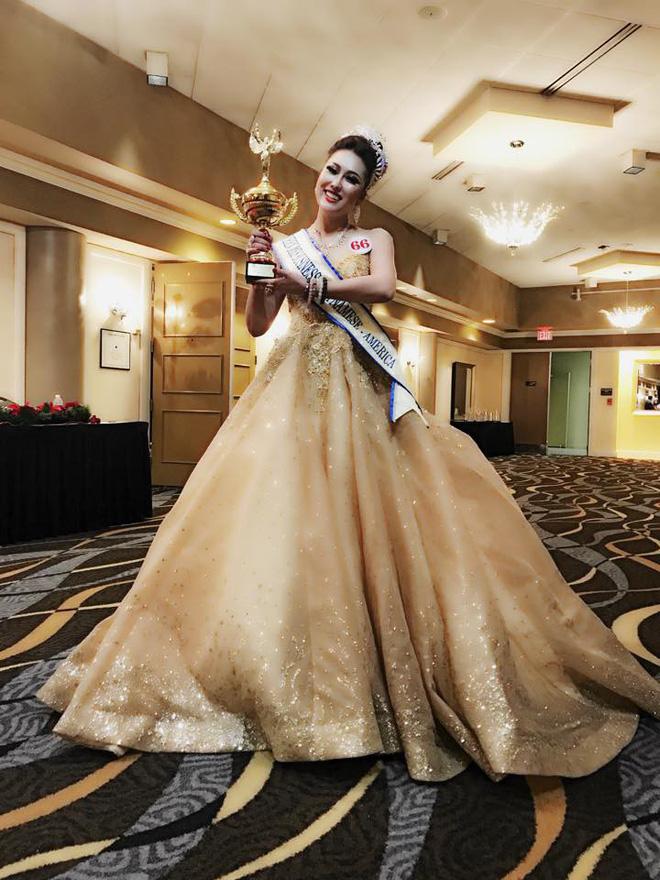 Đi thi trong âm thầm, Phi Thanh Vân đăng quang Hoa hậu 2