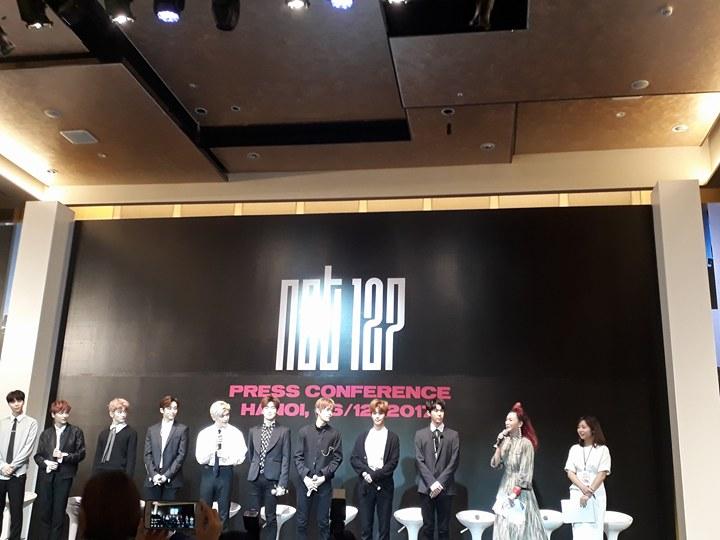 Rừng fan việt chào đón NCT 127 đến Việt Nam 2