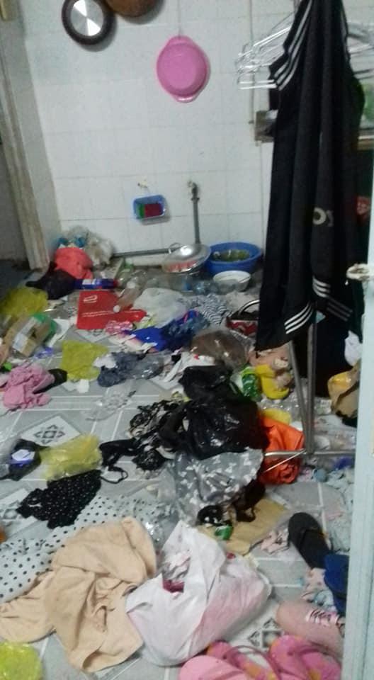 Cô gái đóng cửa nhốt mình trong phòng trọ 5 tháng, khi mở phòng ra nhiều người không tin vào mắt mình 3