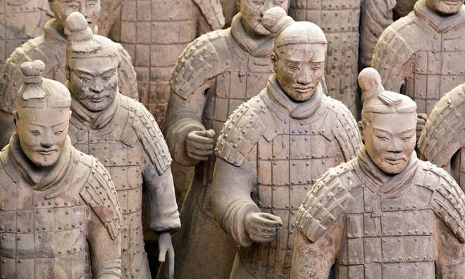 Bí ẩn ít ai biết đến về gương mặt đội quân đất nung của Tần Thủy Hoàng 5