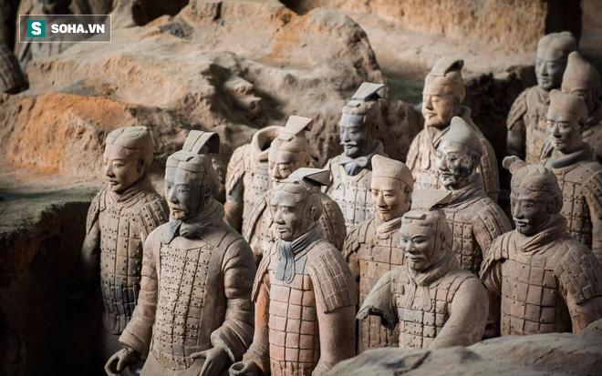 Bí ẩn ít ai biết đến về gương mặt đội quân đất nung của Tần Thủy Hoàng 2