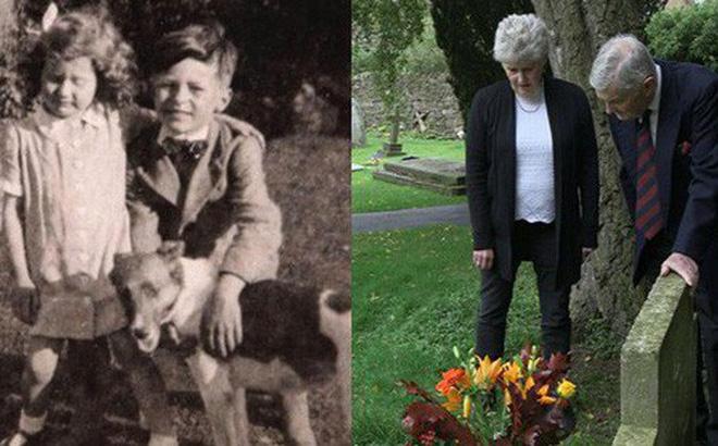 Câu chuyện những bó hoa bí ẩn được đặt trước mộ của cậu bé 12 tuổi xấu số suốt 70 năm 2