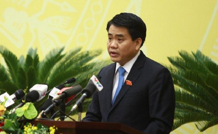 Chủ tịch Hà Nội: Lát đá vỉa hè ồ ạt, làm rất bừa bãi 1