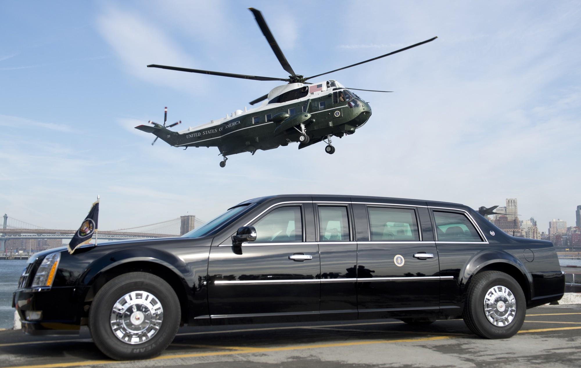 5 bí mật về chiếc xe chỉ dành riêng cho Tổng thống Mỹ mãi mới được tiết lộ 1