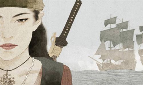 Từ gái làng chơi trở thành nữ tặc chỉ huy 80.000 cướp biển 1