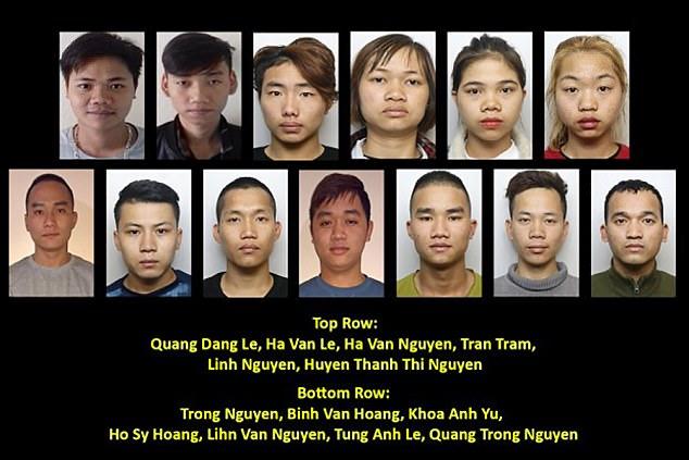 13 thiếu niên Việt bất ngờ mất tích ở Anh 1