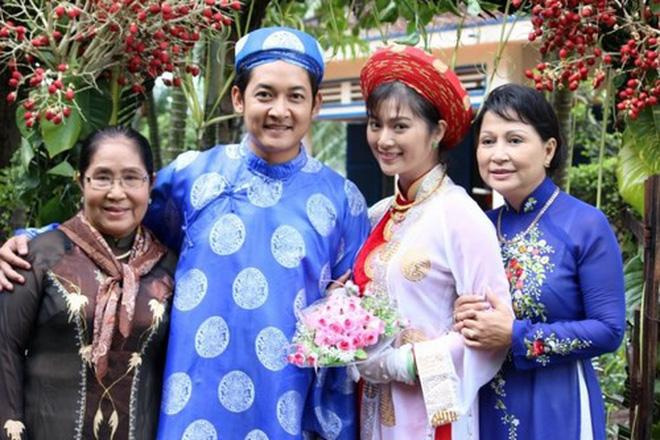 Chân dung người vợ cả của Duy Phương: Chấp nhận kiếp chồng chung với Lê Giang vì không sinh được con 7