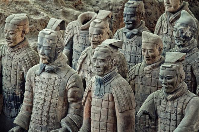 """Bí mật mũi tên trong lăng mộ Tần Thủy Hoàng: Công nghệ """"bậc thầy"""" thời cổ đại 1"""