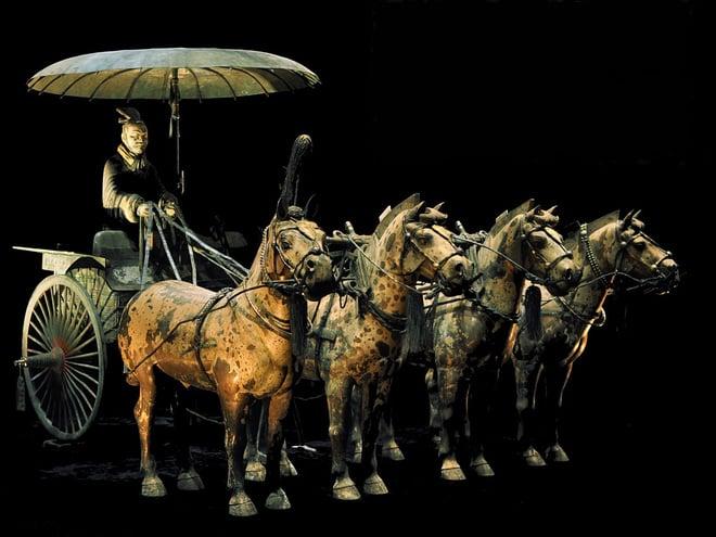 """Bí mật mũi tên trong lăng mộ Tần Thủy Hoàng: Công nghệ """"bậc thầy"""" thời cổ đại 2"""