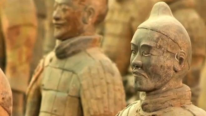 """Bí mật mũi tên trong lăng mộ Tần Thủy Hoàng: Công nghệ """"bậc thầy"""" thời cổ đại 7"""