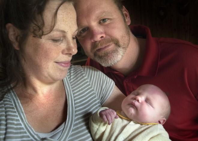 Cặp vợ chồng cố sinh bằng được con gái, đứa trẻ thứ 13 chào đời khiến họ không thốt nên lời 3