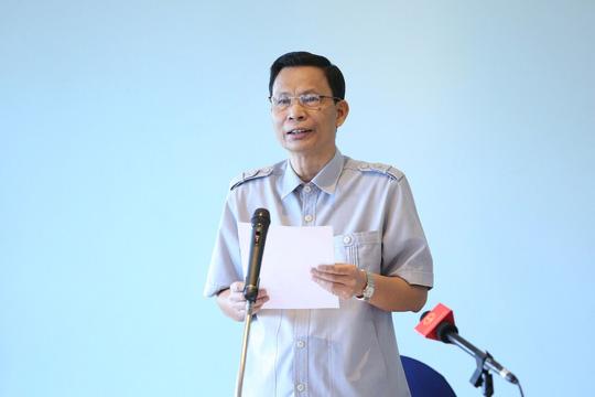 TTCP sẽ buộc ông Nguyễn Minh Mẫn xin lỗi công khai 1