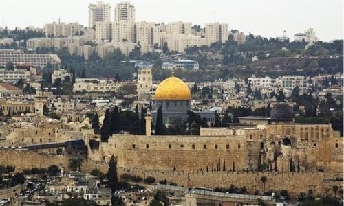 Hình ảnh Vì sao Trump công nhận Jerusalem là thủ đô Israel lại gây chấn độngTrung Đông? số 1